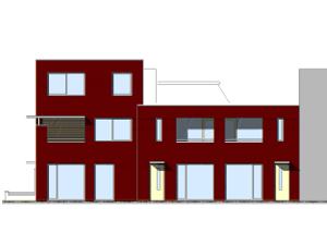 3 woningen Korenbloemstraat / thomas van kempenstraat te tilburg