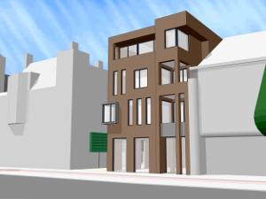 studie appartementen met commerciele ruimte heuvelring tilburg