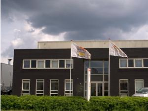 bedrijfspand te Tilburg
