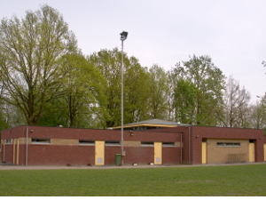 uitbreiding sportaccommodatie te tilburg