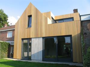 uitbreiding woonhuis te hilvarenbeek